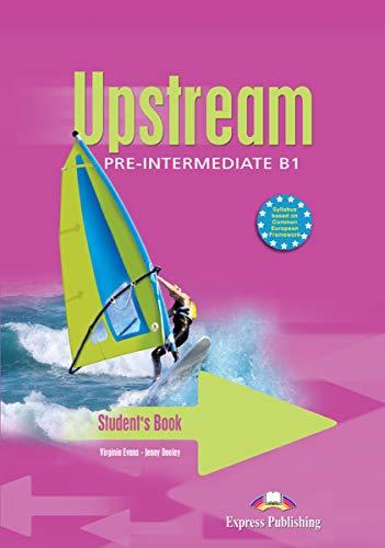 9781845581688: Upstream Pre-intermediate B1 Student's Book with CD