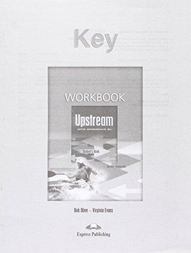 9781845581961: Upstream Upper Intermediate B2+ Workbook Key