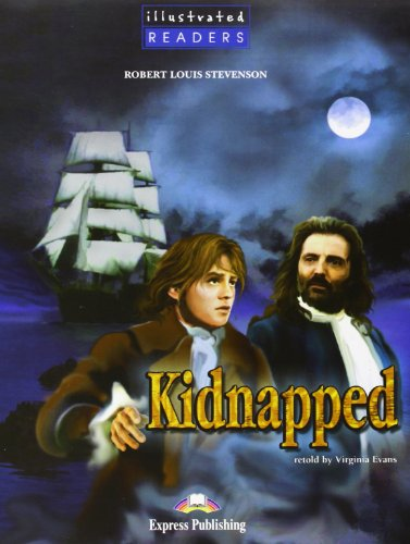 9781845582067: Kidnapped Illustrated with CD