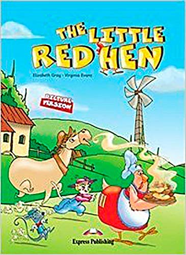 9781845582920: The Little Red Hen Story Book