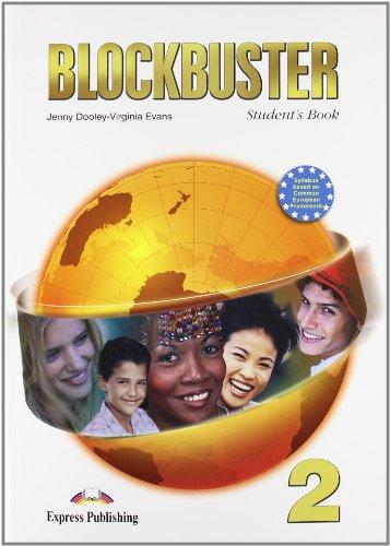 Blockbuster 2 S's Pack 2 Italian (9781845583453) by Jenny Dooley; Virginia Evans