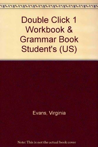 9781845583514: Double Click 1 Workbook & Grammar Book Student's (US)