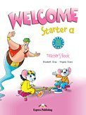 Welcome Starter a Teacher's Book (1845584007) by Evans, Virginia; Dooley, Jenny