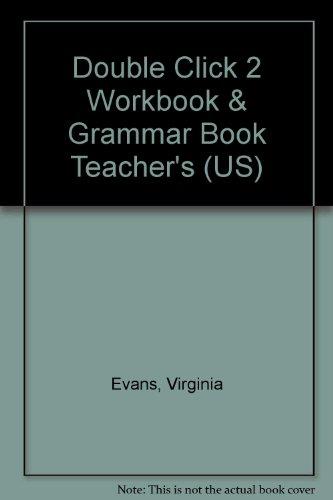 9781845584900: Double Click 2 Workbook & Grammar Book Teacher's (US)