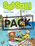 9781845585082: Set Sail! 4 Teacher's Book with Posters