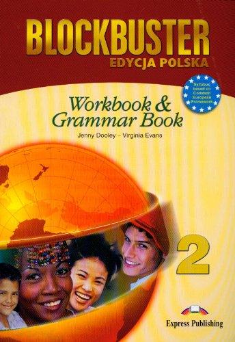 9781845586355: Blockbuster 2 Workbook & Grammar Book