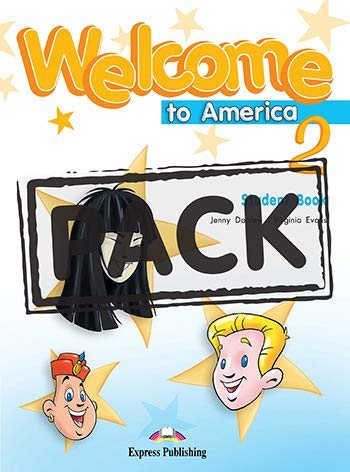9781845586706: Welcome to America 2 Student's Book with CD