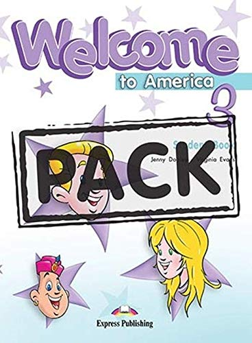 9781845586713: Welcome to America 3 Pupils Pack