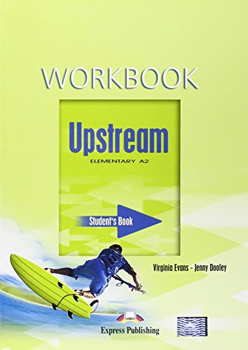 9781845587581: Upstream Elementary A2 Workbook Student's