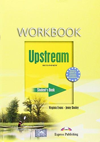 9781845587611: Upstream Beginner A1+ Workbook Student's