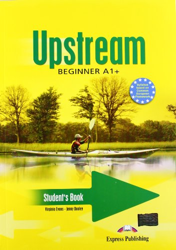 9781845589301: Upstream Beginner Student's Book with CD