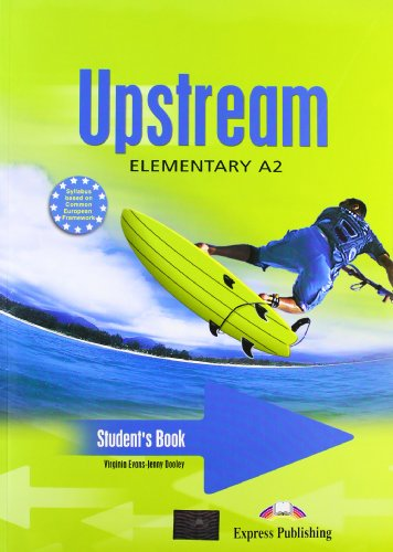 9781845589325: Upstream. Elementary. Student's book. Con CD Audio. Per le Scuole superiori
