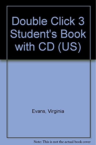 9781845589530: Double Click 3 Student's Book with CD (US)
