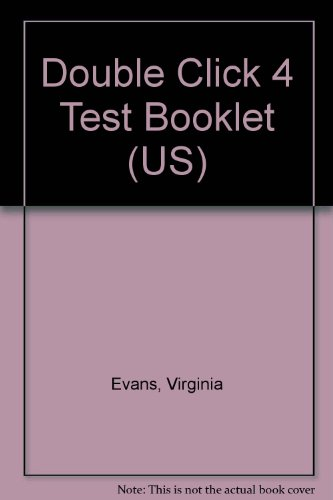 9781845589547: Double Click 4 Test Booklet (US)