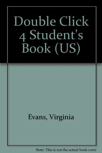 9781845589578: Double Click 4 Student's Book (US)