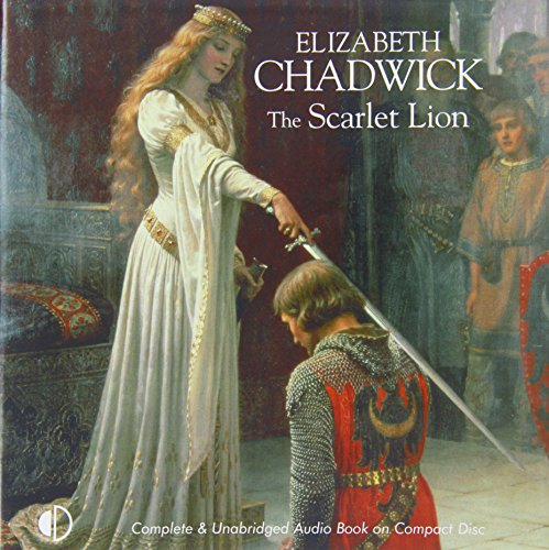 The Scarlet Lion (1845597788) by Historical Fiction Author Elizabeth Chadwick