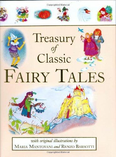 9781845600068: Treasury of Classic Fairy Tales