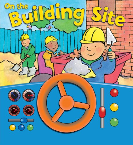 9781845611507: On the Building Site (Steering Wheel Boards)