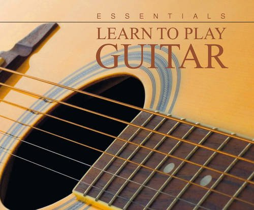 Learn To Play Guitar - Essentials (1845611543) by JEFF ELLIS