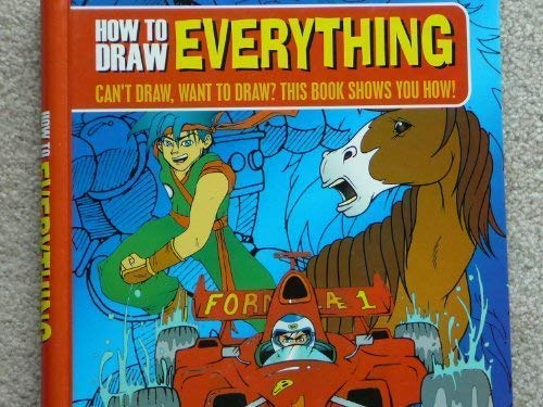 9781845611972: How to Draw Everything