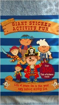 9781845612566: Jolly Maties Giant Sticker and Activity Funtime (Giant Sticker & Activity Fun)