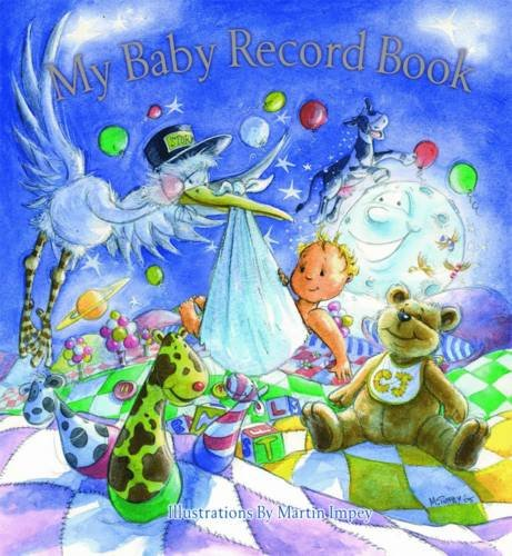 9781845612627: My Baby Record Book