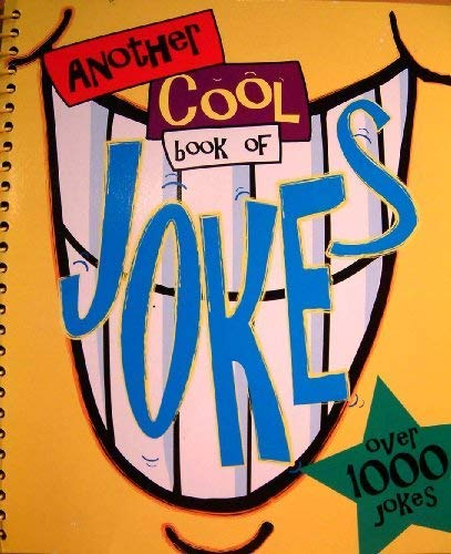 Another Book of Cool Jokes (Kids Puzzles)