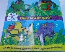 9781845614027: Splish! Splash! Splosh! (Chunky 3-D Board Books)