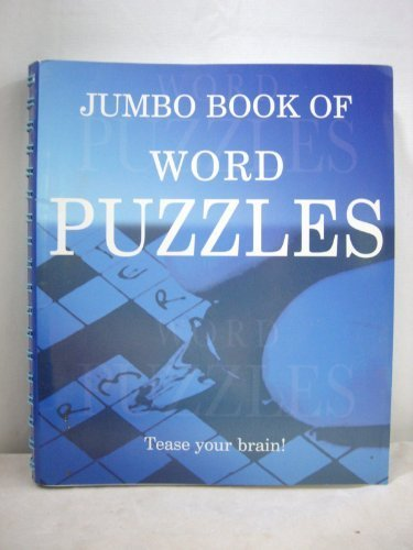 Jumbo Book of Word Puzzles (New Jumbo 320 Trivia PBSCW)