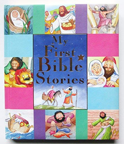 9781845616878: My First Bible Stories