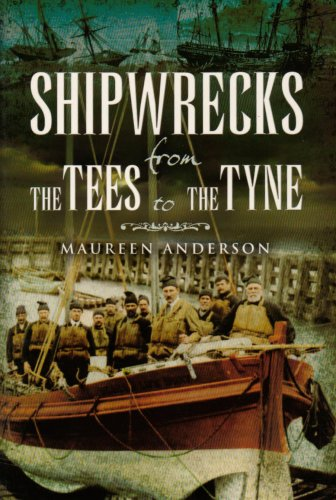 Shipwrecks from the Tees to the Tyne