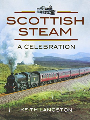 British Steam: Scottish Railways: Anderson, David