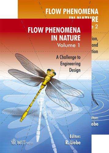 9781845640996: Flow Phenomena in Nature -2 volume set (Design & Nature)