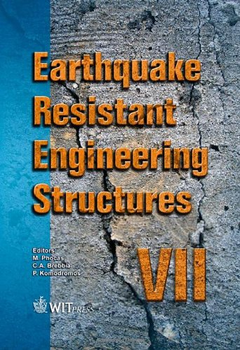 earthquake resistant engineering structures ix brebbia c a hernndez s