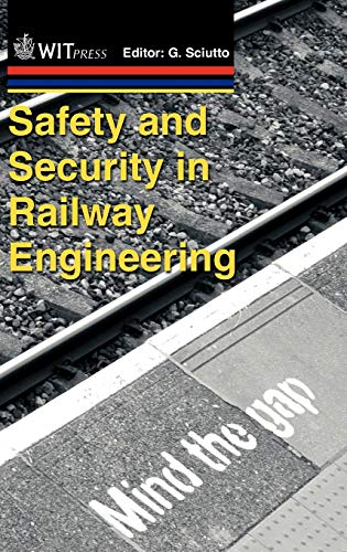9781845644963: Safety and Security in Railway Engineering