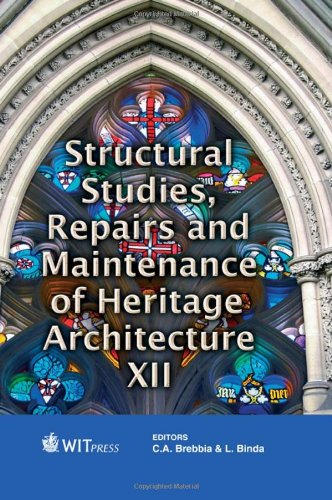 Structural studies, repairs and maintenance of heritage: International Conference on