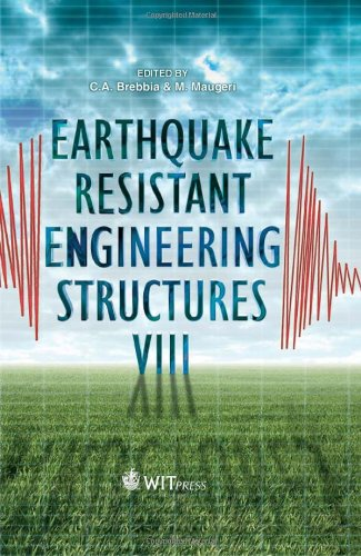 9781845645489: Earthquake Resistant Engineering Structures VIII (Wit Transactions on the Built Environment)