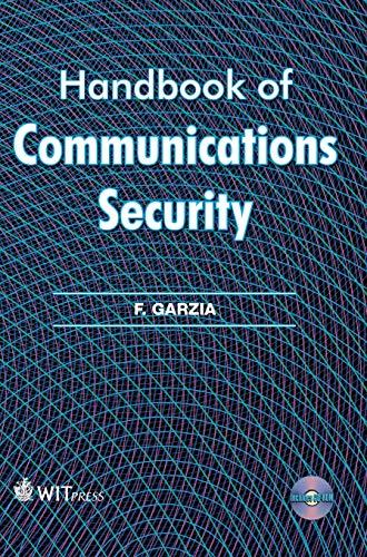 9781845647681: Handbook of Communications Security