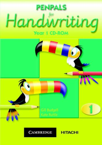 9781845650087: Penpals for Handwriting Year 1 CD-ROM