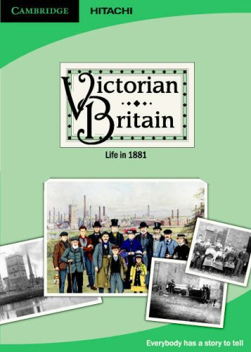Victorian Britain CD-ROM: Life in 1881: Alive Learning Ltd