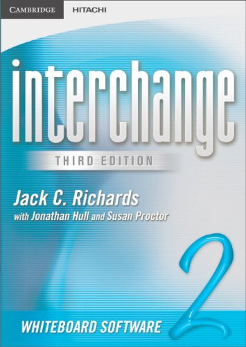 Interchange Level 2 Whiteboard Software (Interchange Third Edition) (1845651448) by Jack C. Richards; Jonathan Hull; Susan Proctor