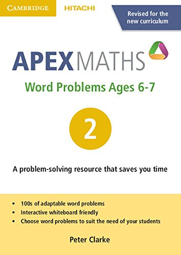 9781845652555: Apex Word Problems Ages 6-7 DVD-ROM 2 UK Edition (Apex Maths)