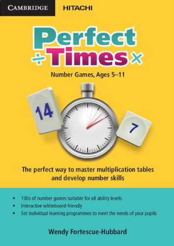 9781845652715: Perfect Times DVD-ROM UK Edition: Number Games, Ages 5-11