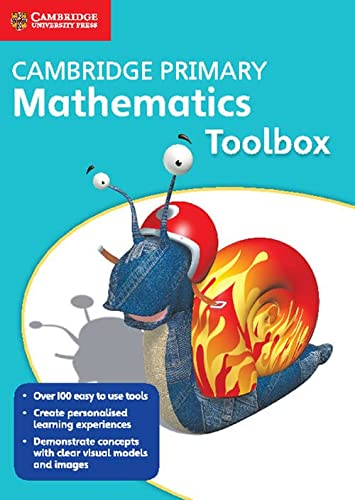 Cambridge Primary Mathematics Toolbox Dvd-rom (DVD-Video)