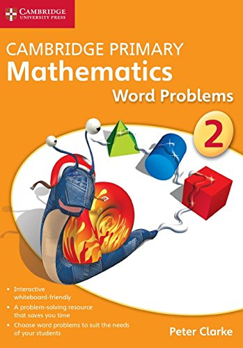 9781845652869: Cambridge Primary Mathematics Stage 2 Word Problems DVD-ROM (Apex Maths)