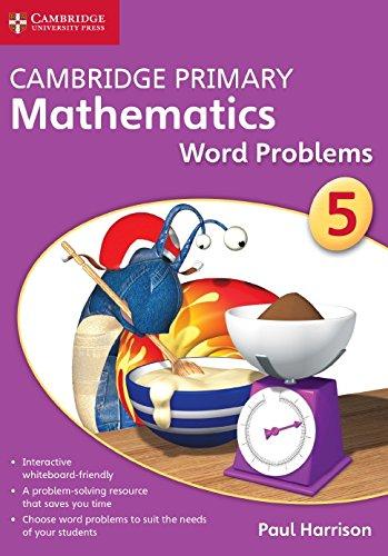 Cambridge Primary Mathematics Stage 5 Word Problems Dvd-rom (DVD-Video): Paul Harrison