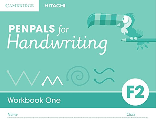 9781845654658: Penpals for Handwriting Foundation 2 Workbook One (Pack of 10)