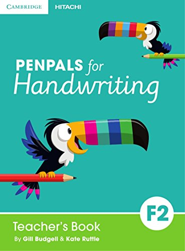 9781845655341: Penpals for Handwriting Foundation 2 Teacher's Book