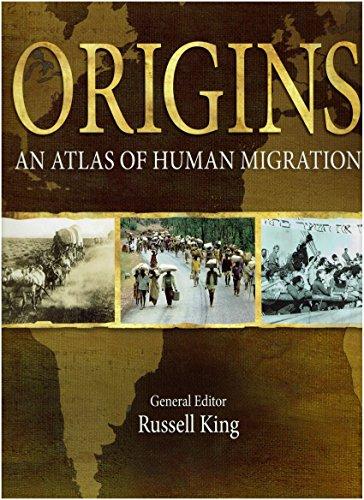 9781845660918: Origins: An atlas of human migration