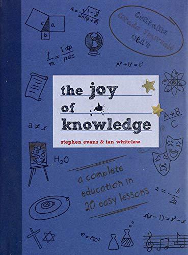 9781845663971: THE JOY OF KNOWLEDGE